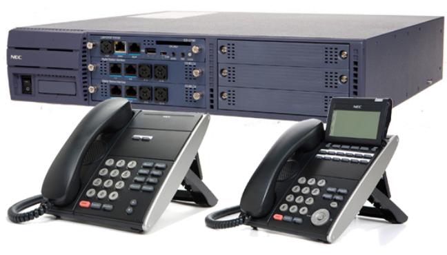 ビジネスフォン・PBXと電話機は基本的にはセットとして考える