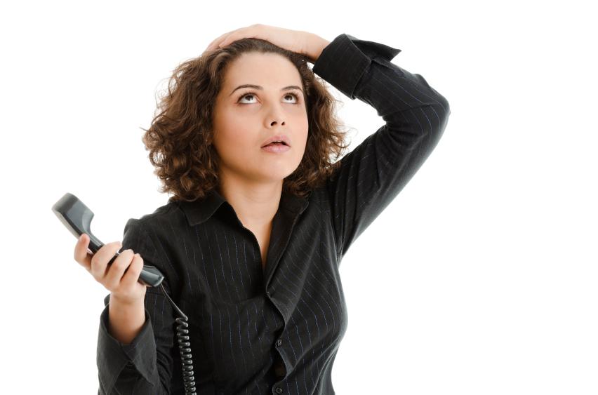 ビジネスフォン・PBXの電話機が突然不通に!まずは状況を確認だっ!