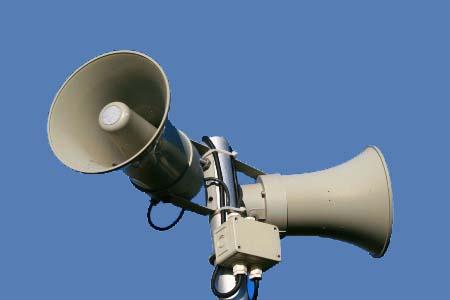 メッセージ定時放送~ビジネスフォン・PBXのボイスメールにメッセージを録音、定時になると放送設備から自動的にメッセージを放送する~