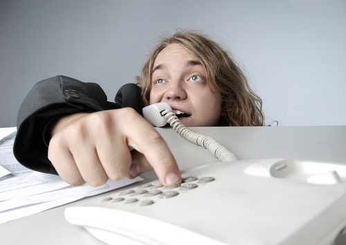 ビジネスフォンの電話機が故障!とりあえず症状を確認しよう