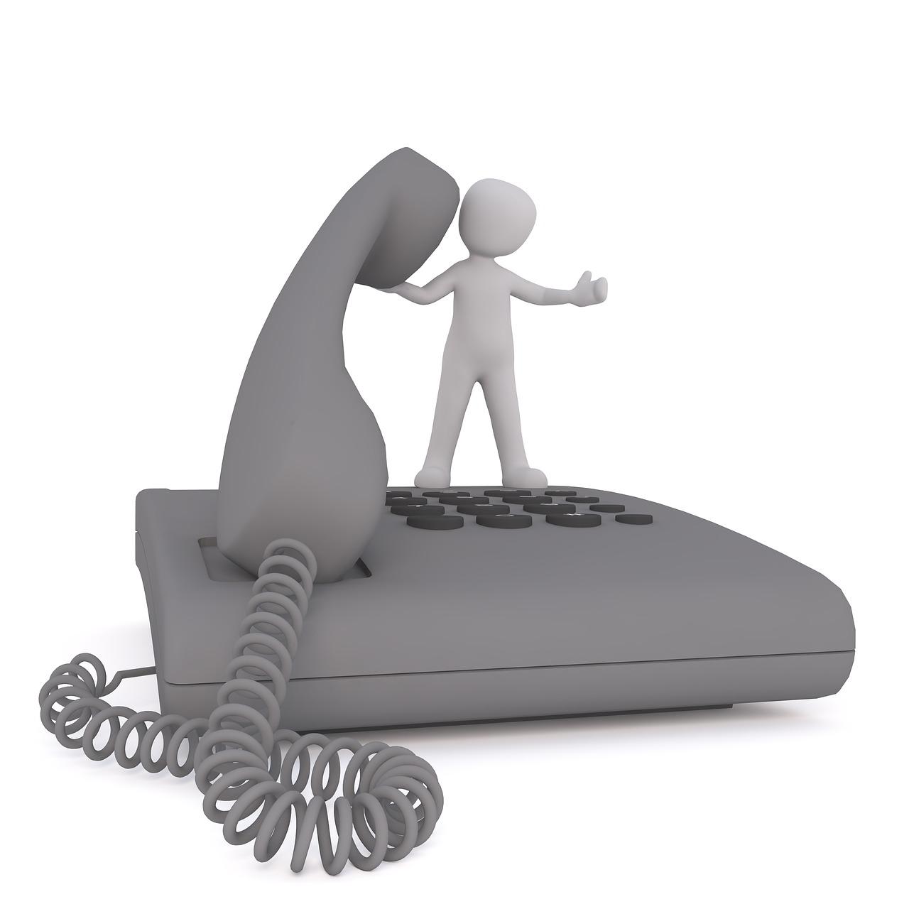 ビジネスフォンから外線に電話したい!外線のかけ方のまとめ
